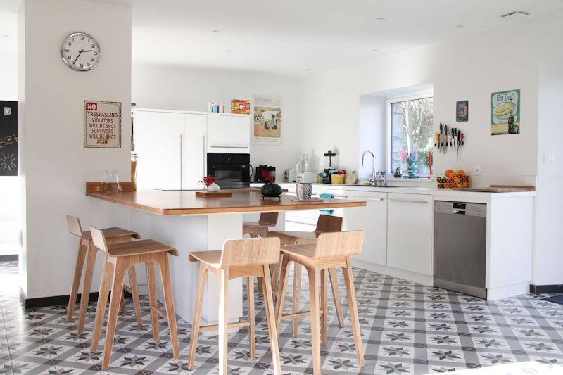 r novation cuisine marjolaine via c line et fabien pinterest. Black Bedroom Furniture Sets. Home Design Ideas