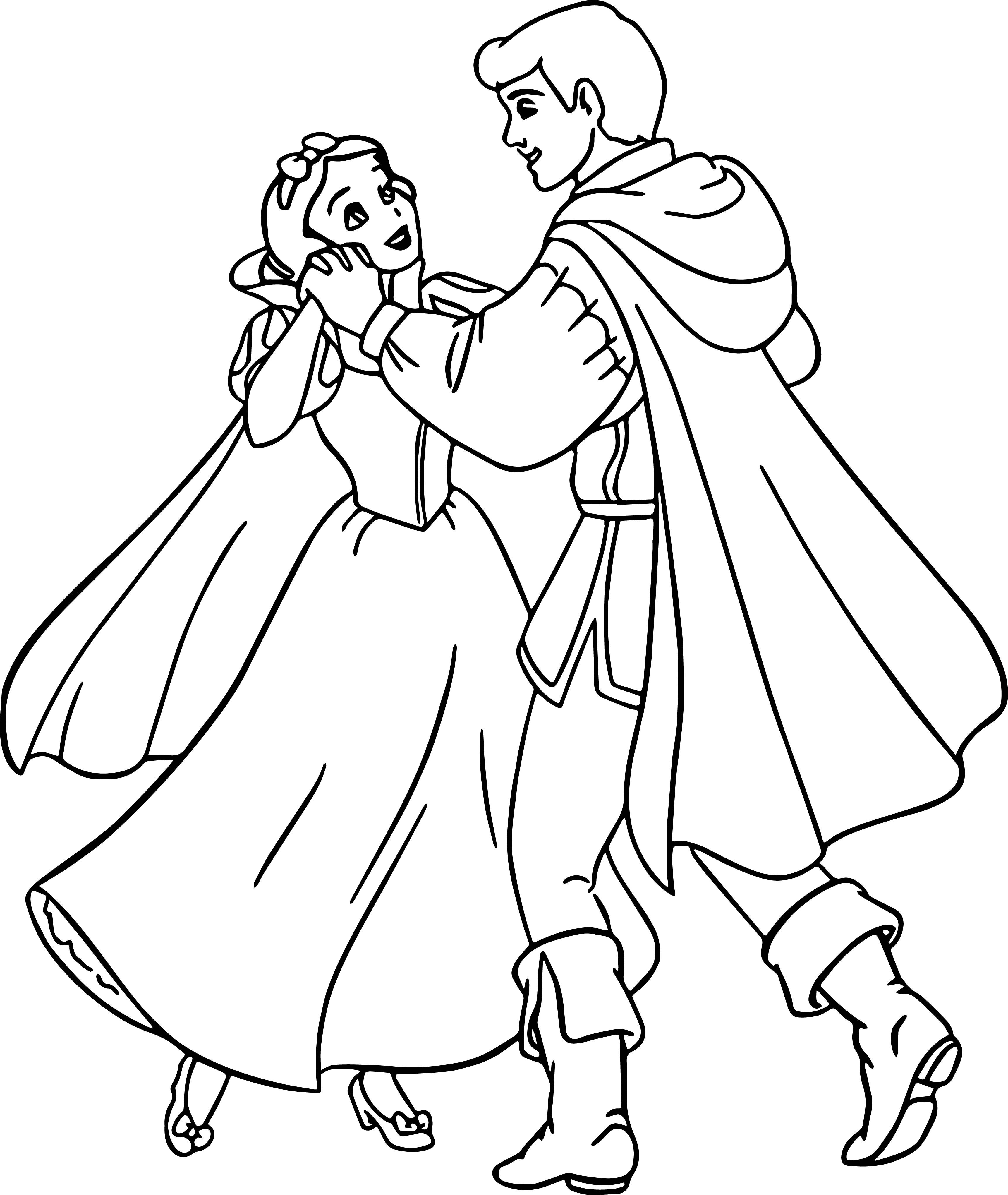 Snow White Coloring Pages wecoloringpage Pinterest