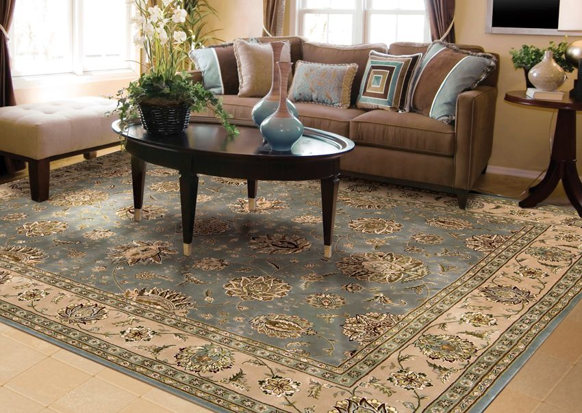 Line Shaped Rugs For Living Room
