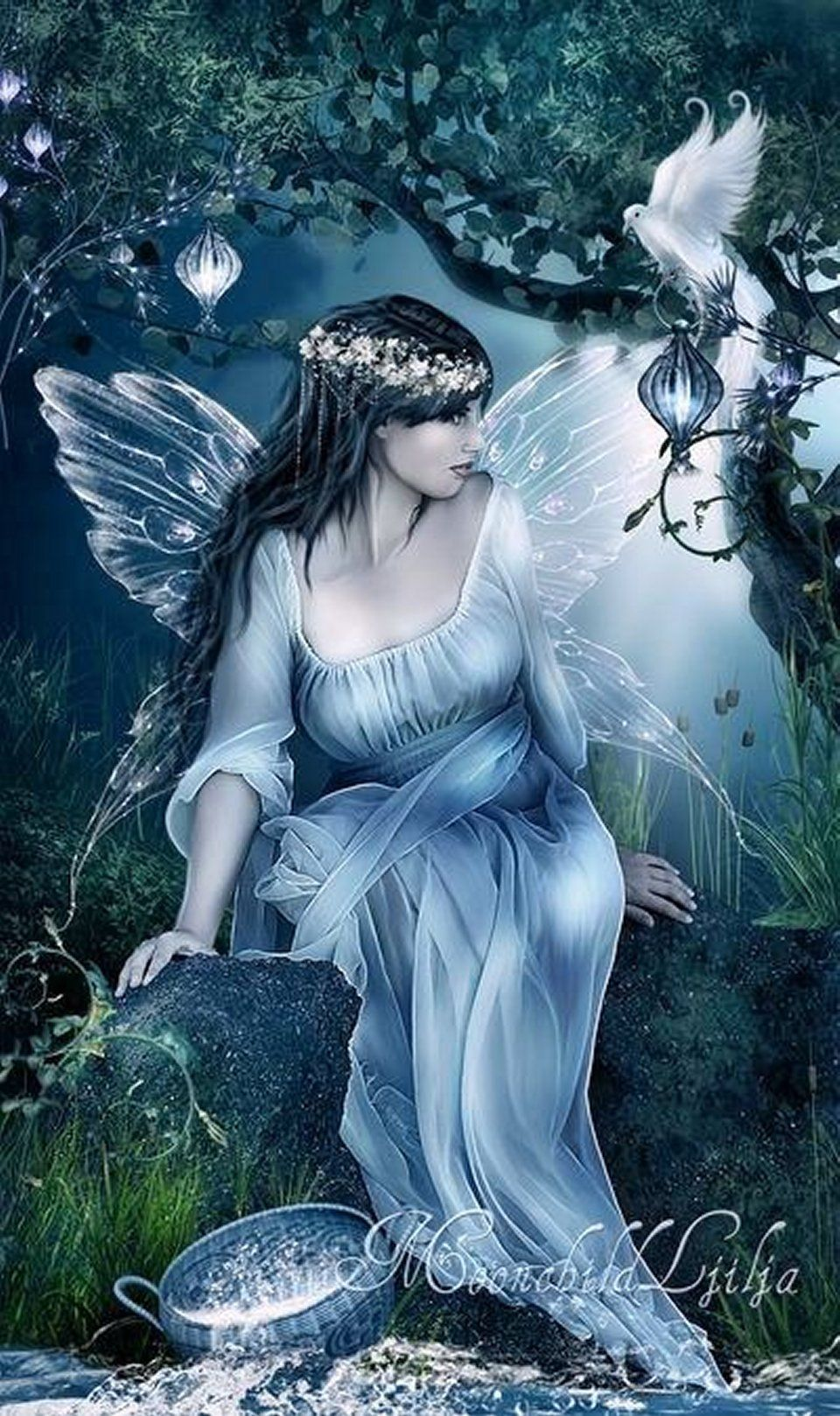 malvorlagen fantasy elfen  aiquruguay