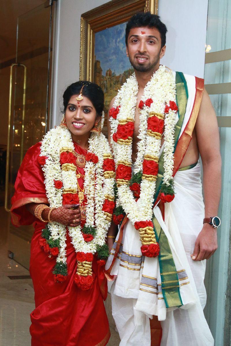 Bala Actor Wedding Photos