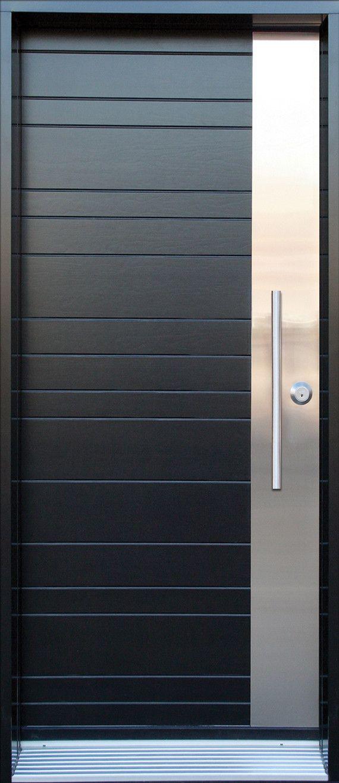 Porte-contemporaine-Alpha-1 | Home Styles in 2018 ...