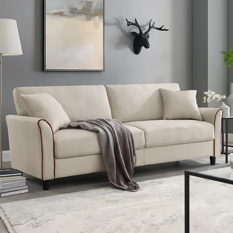 Buy Sofas Couches Sale Online At Overstock Our Best Living Room Furniture Deals In 2020 Couches For Small Spaces Couch Fabric Modern Linens