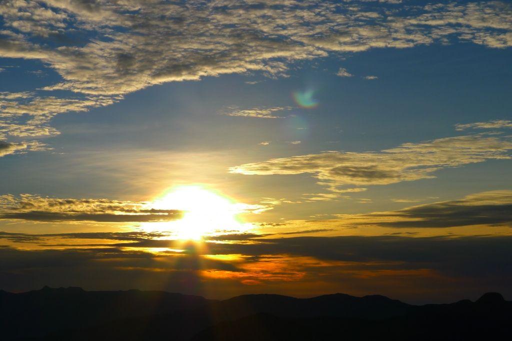 a9ad0c385f9eda Sri Lanka-absolutely beautiful sunrise on Adam s Peak.