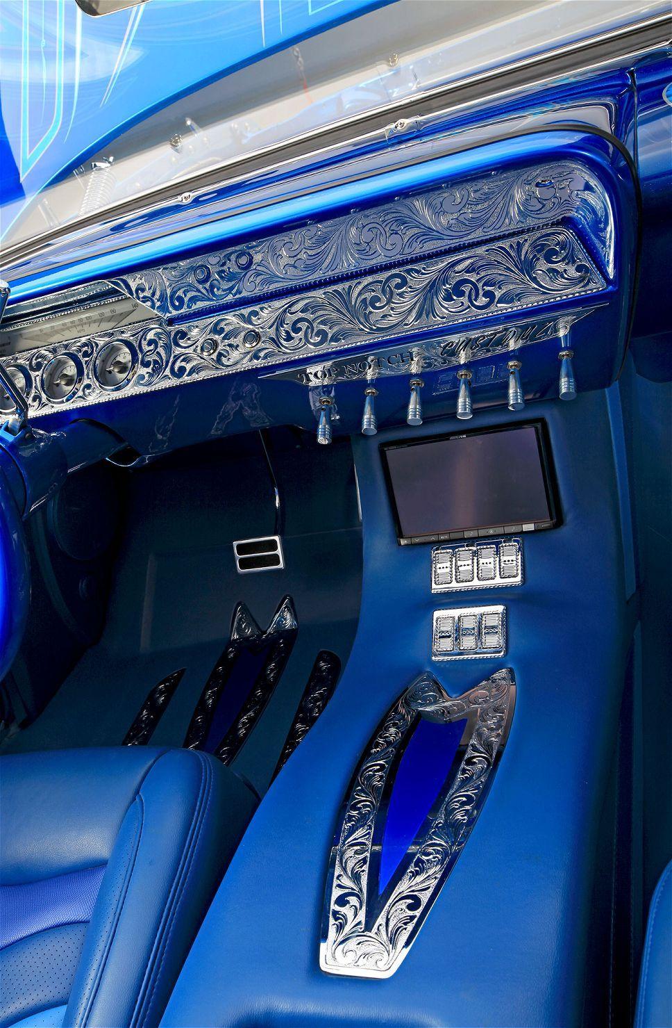 1961 chevrolet impala convertible center console 33 - Convertible center ...