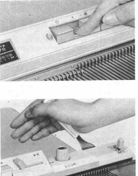 Link to KH-710 Knitting machine manual. Uploaded by ...
