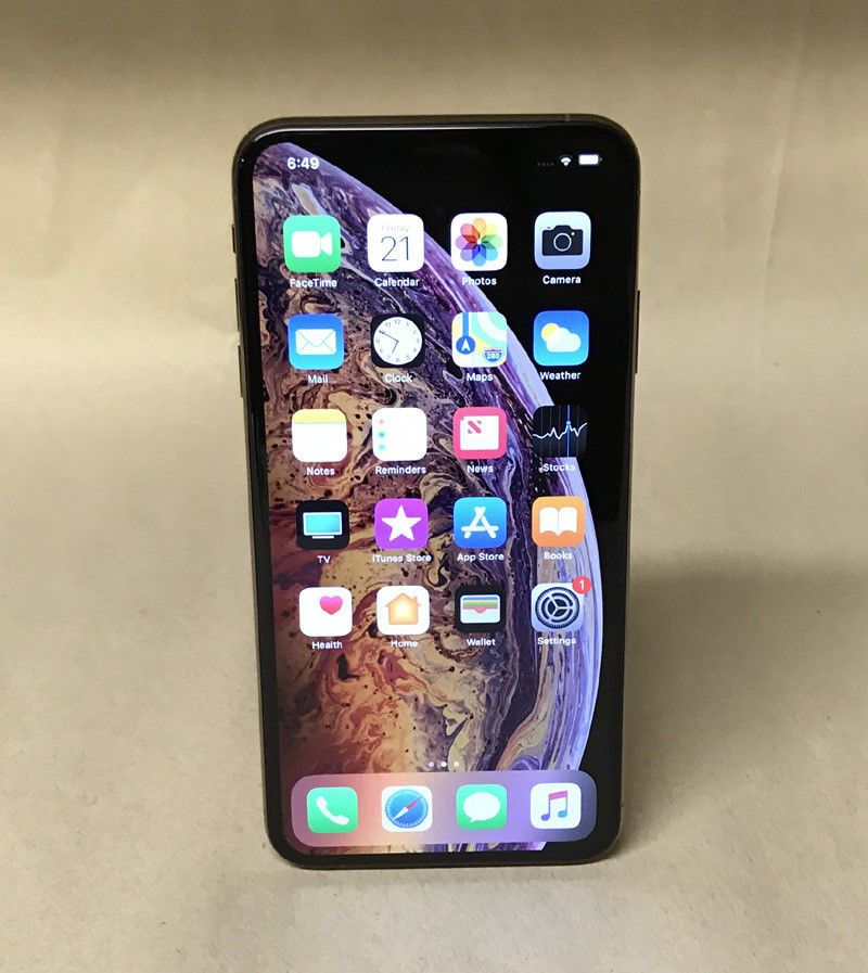 Apple iPhone XS Max 64GB 4G LTE Smartphone Gold (Verizon