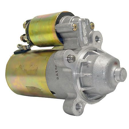 Driveworks Remanufactured Starter - Designed for durability