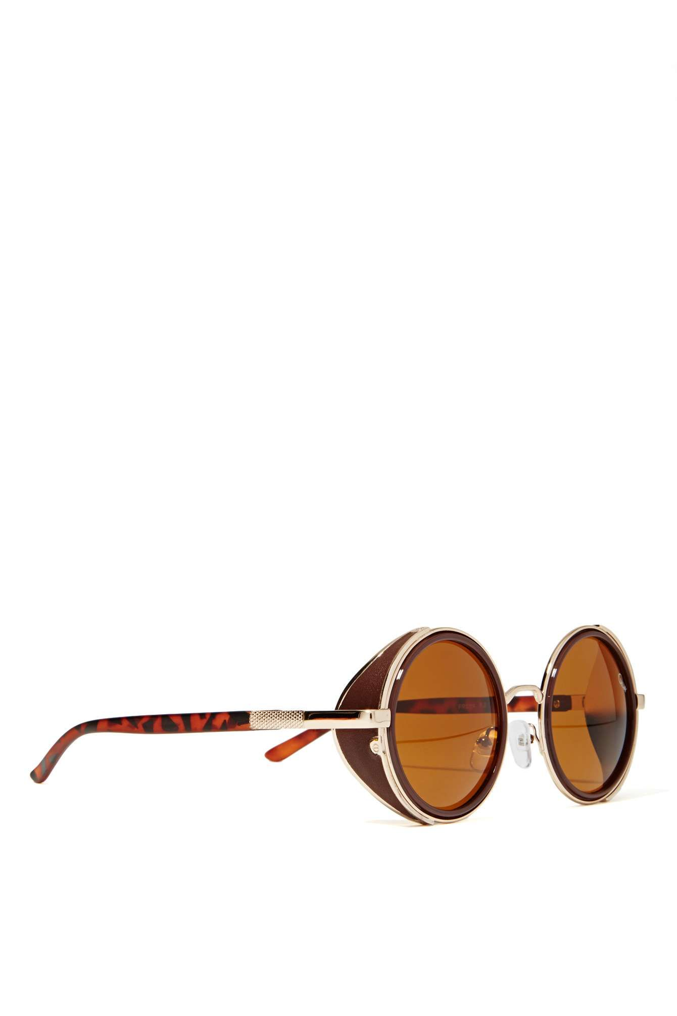 Quay Freya Shades - Tortoise Shell | Shop Product at Nasty Gal!
