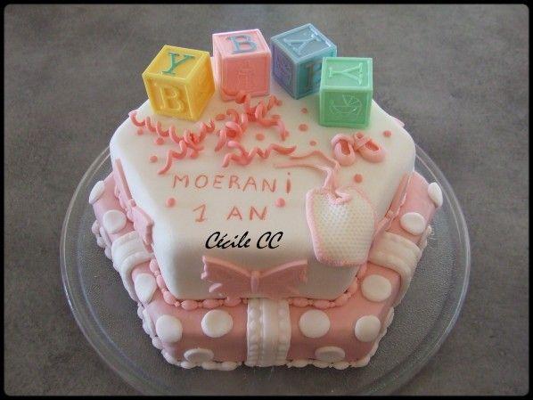 Faire un gateau d'anniversaire personnalise