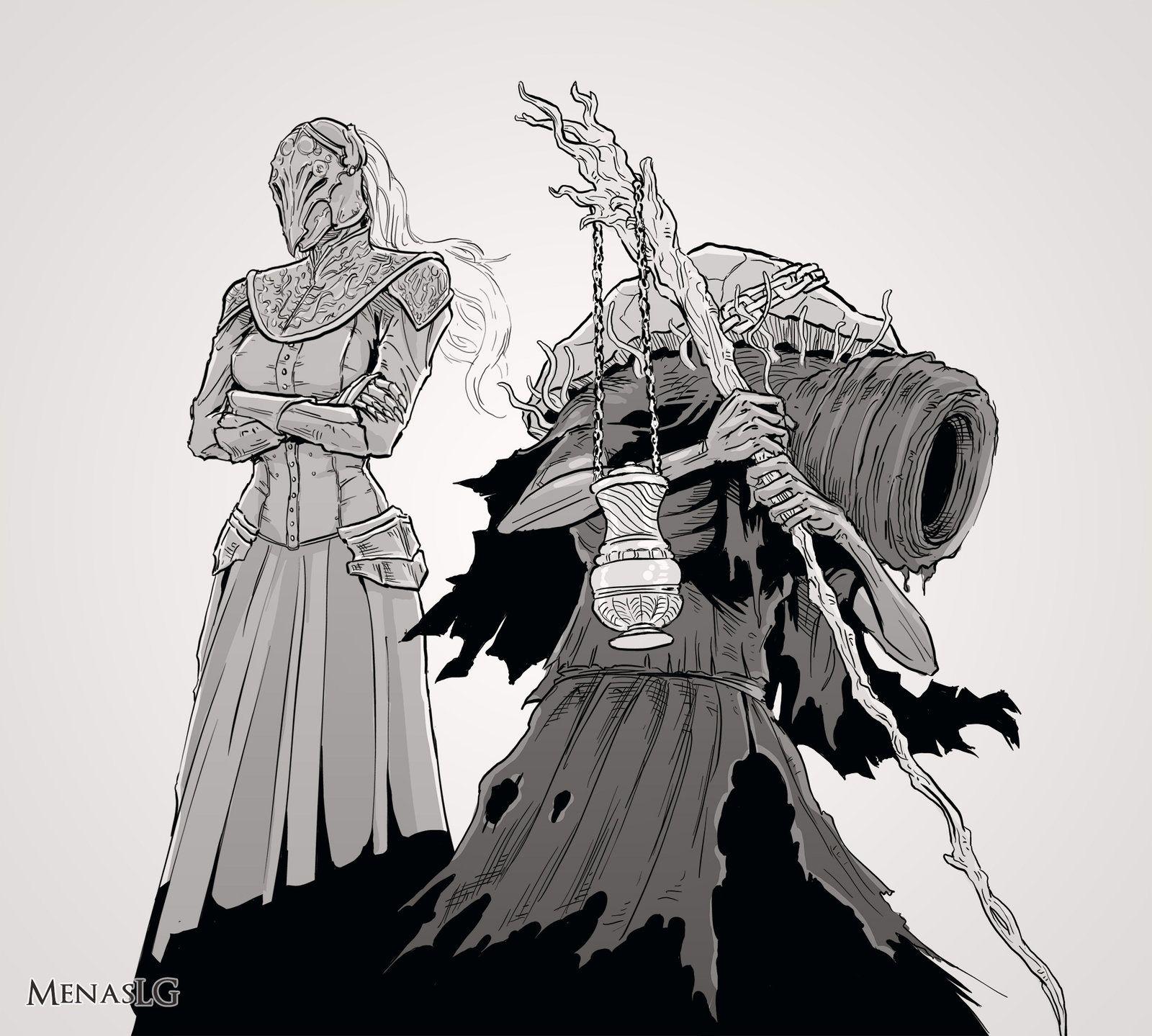 Dark Souls 3 Yuria And Yoel Dark Souls 3 Dark Souls Dark Souls Characters Dark souls 3 lore ► the hollows of londor. dark souls 3 yuria and yoel dark