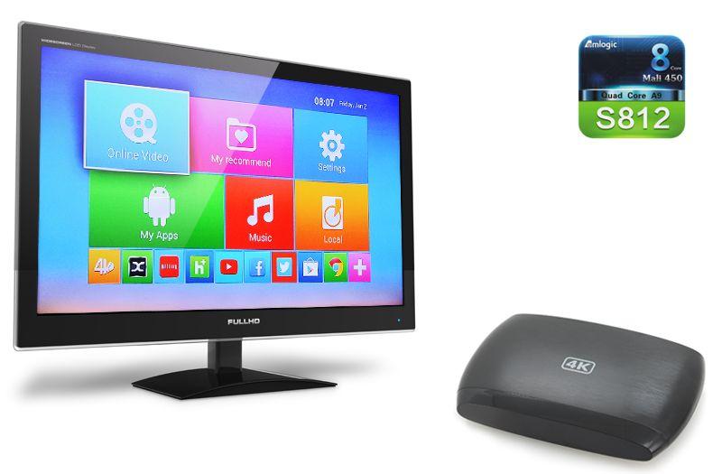 Android 4.4 Quad Core TV Box # TVBox #bitcoin#androidTV