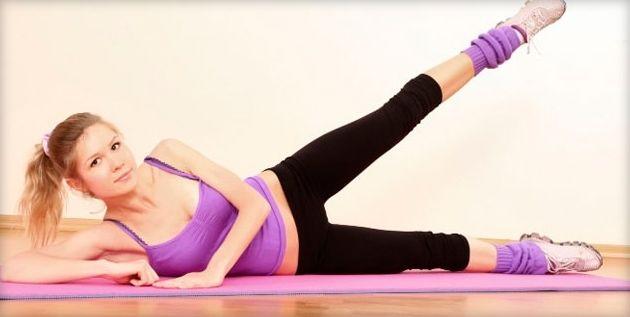 домашняя кардио тренировка для похудения видео