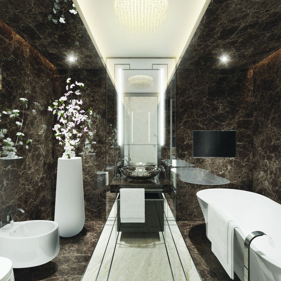 inspiring design of stunning art deco bathroom ideas exquisite bathroom design with elegant black marbles