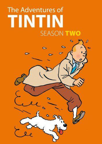 Les Aventures De Tintin 2 : aventures, tintin, Adventures, Tintin:, Season, Series), Tintin,, Tintin, Movie,, Comic, Poster