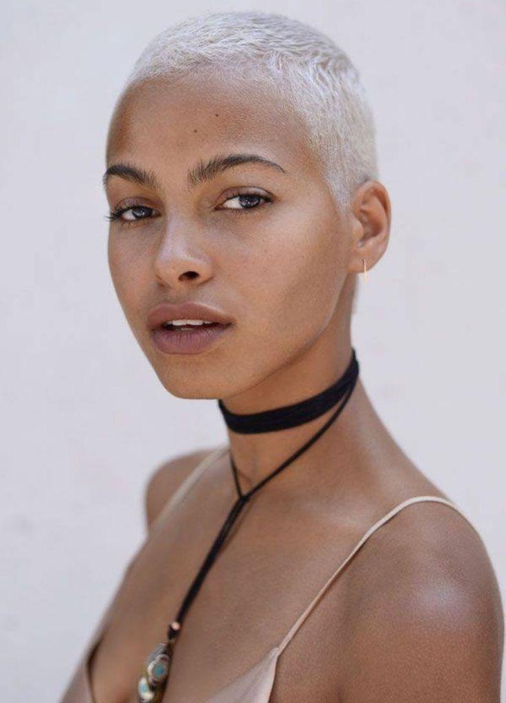 Coupe rasée femme : le grand retour de la Buzz Cut ...