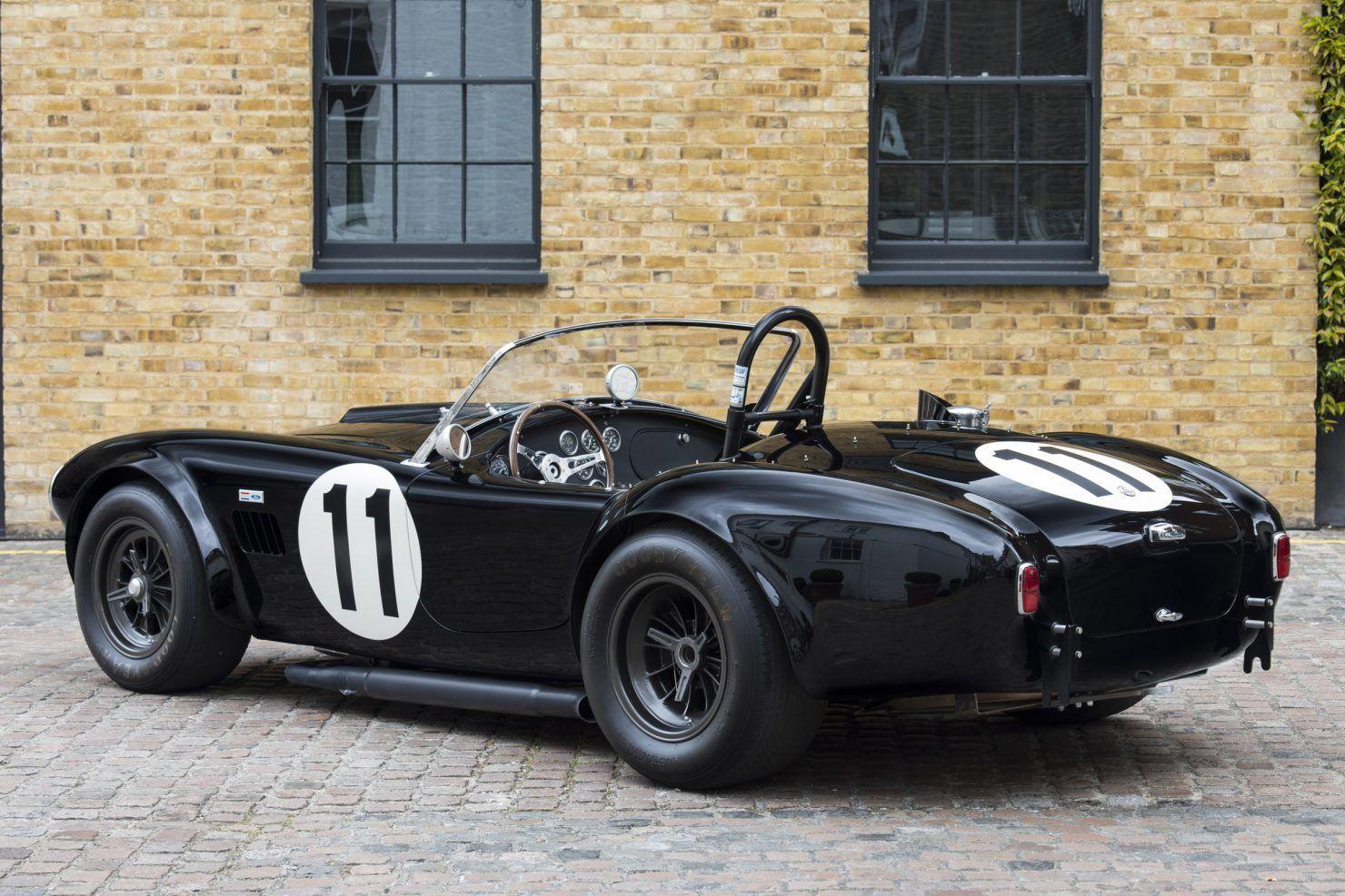 1964 Ac Cobra 289 Ac Cobra Shelby Cobra Cobra
