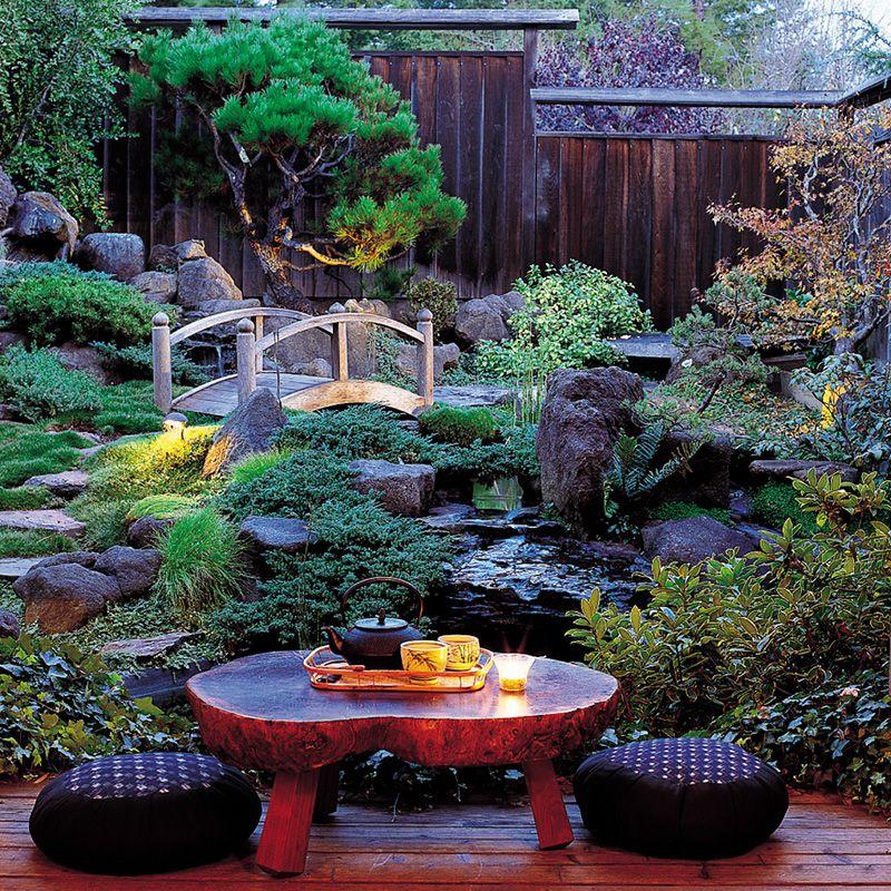 Japanese Tea Garden Japanese garden landscape, Japan