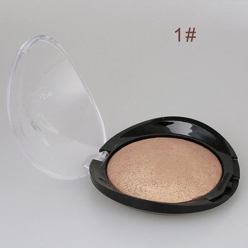 Ladies Professional Facial Cosmetic Tools Baked Cheek Blush Powder Facial Makeup Blusher Cosmetic Shadow
