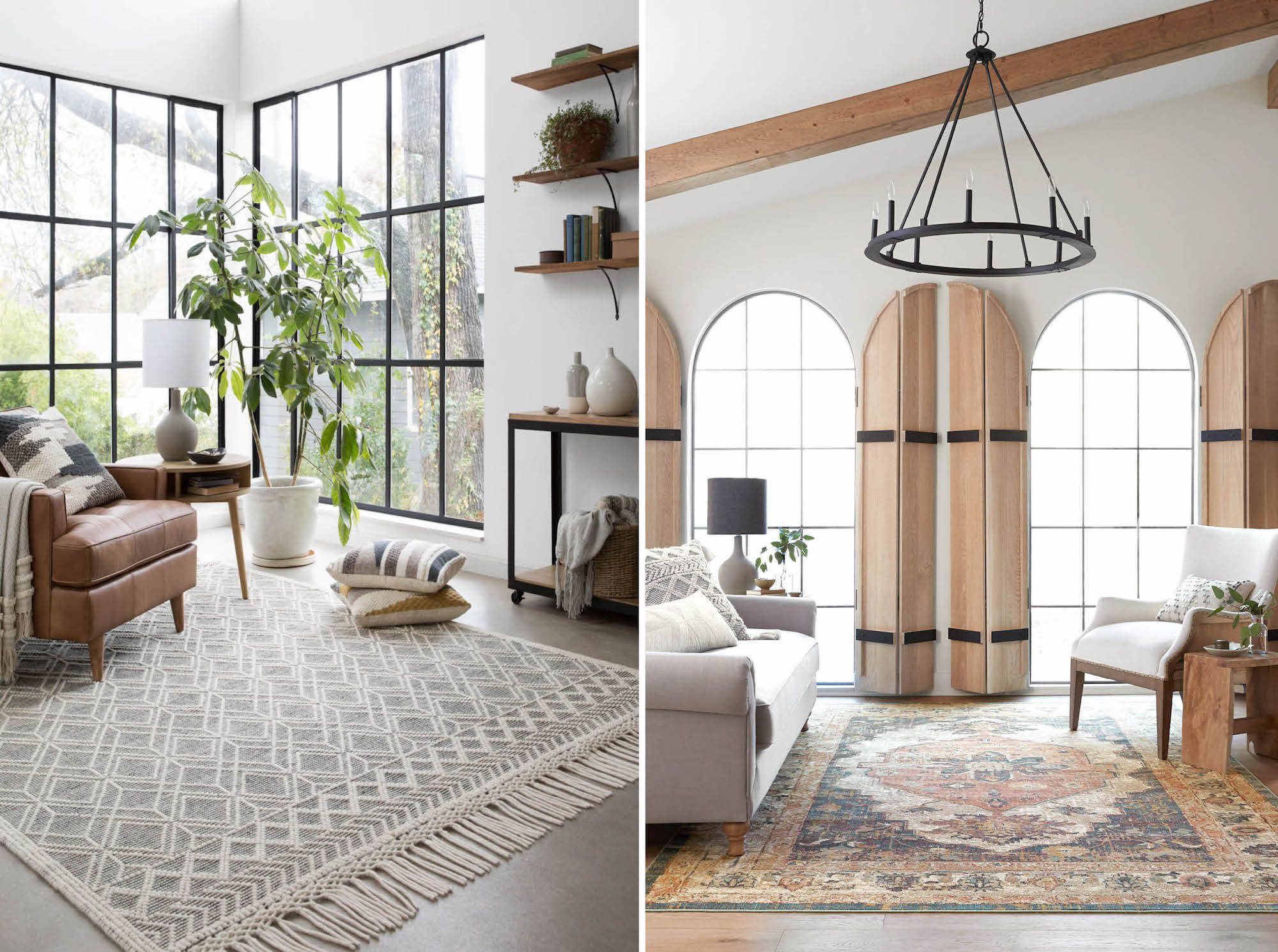 Choosing the Best Rug for Your Space | Rugs in living room ...