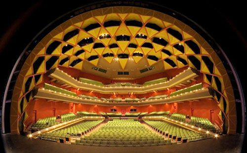 Sights Sounds Of Anchorage The Alaska Center For The Performing Arts Concert Hall Beautiful Architecture Concert Venue