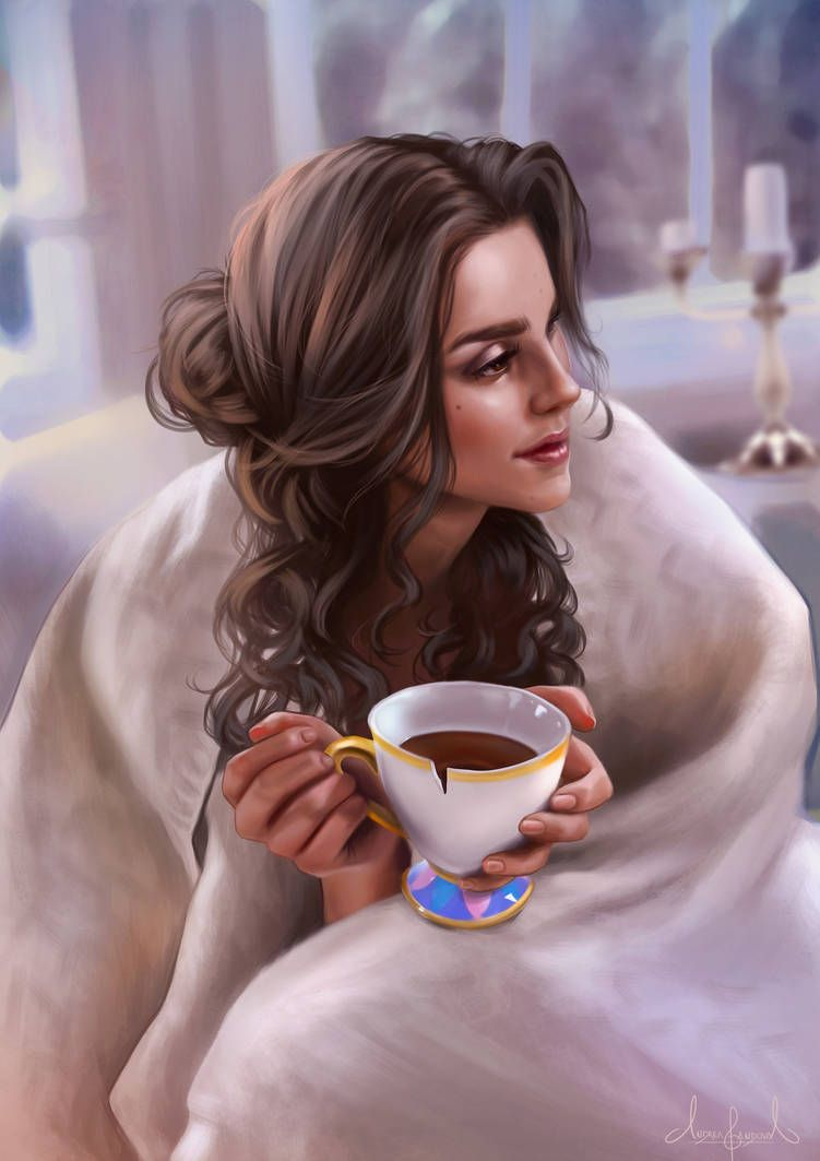 Belle - Beauty and the Beast by Tarivanima on DeviantArt