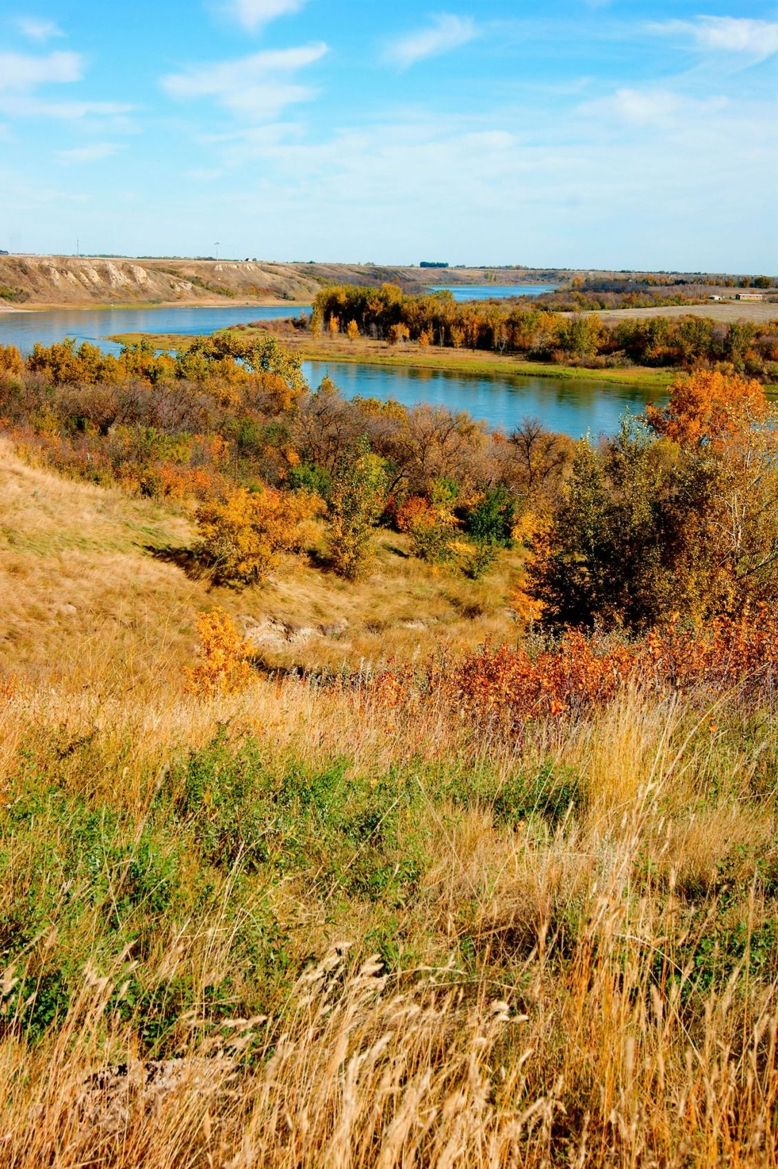A trip to Saskatoon and Winnipeg in Canada's prairies.