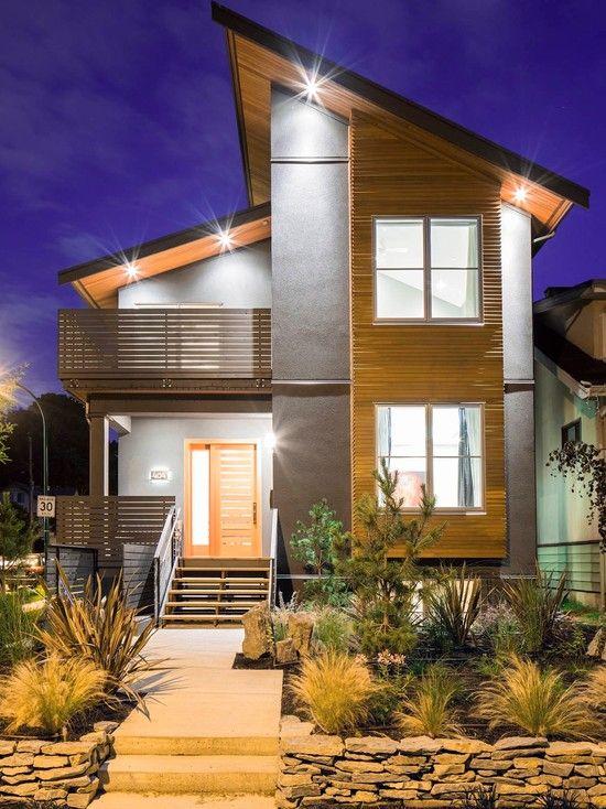 20 Unbelievable Modern Home Exterior Designs: Facade House, Exterior Design, Architecture Design