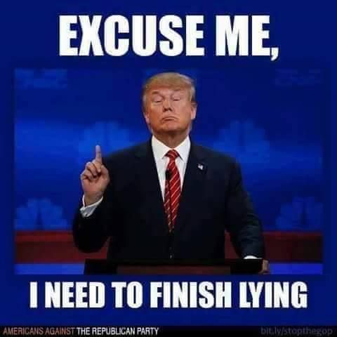 Image result for trump the liar pic