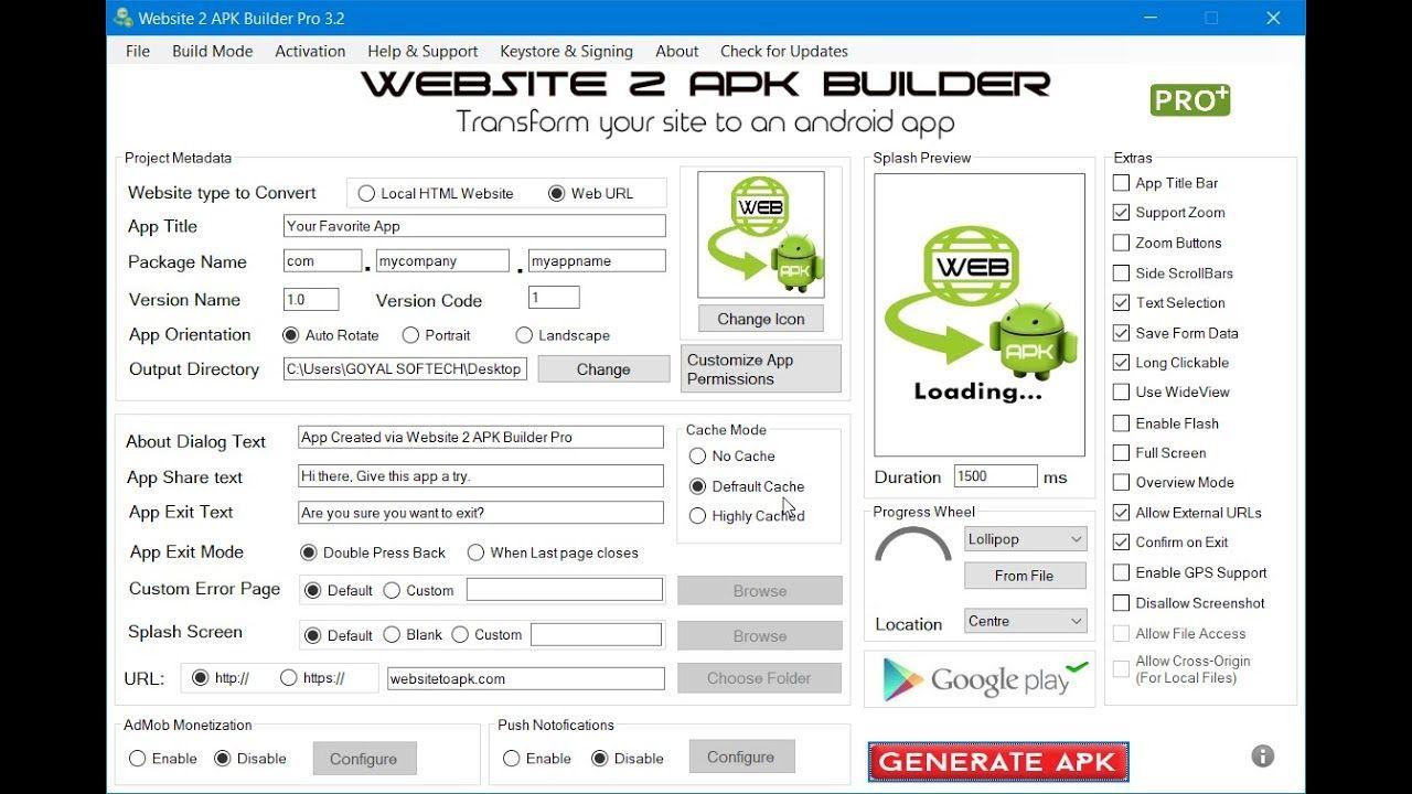 épinglé Sur Website 2 Apk Builder Pro 3 2 Crack