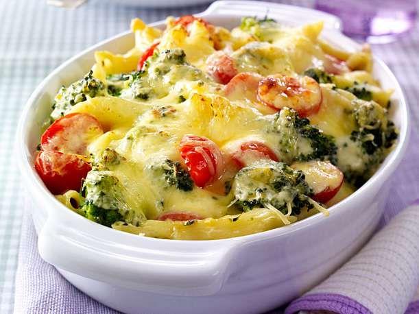 Photo of Broccoli Pasta Bake Recipe DELICIOUS