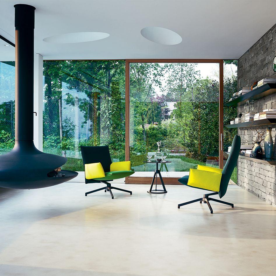 Pilot Chair For Knoll Mobilier De Salon Deco Salon