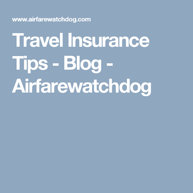 Travel Insurance Tips Buy Health Insurance Buy Health Insurance