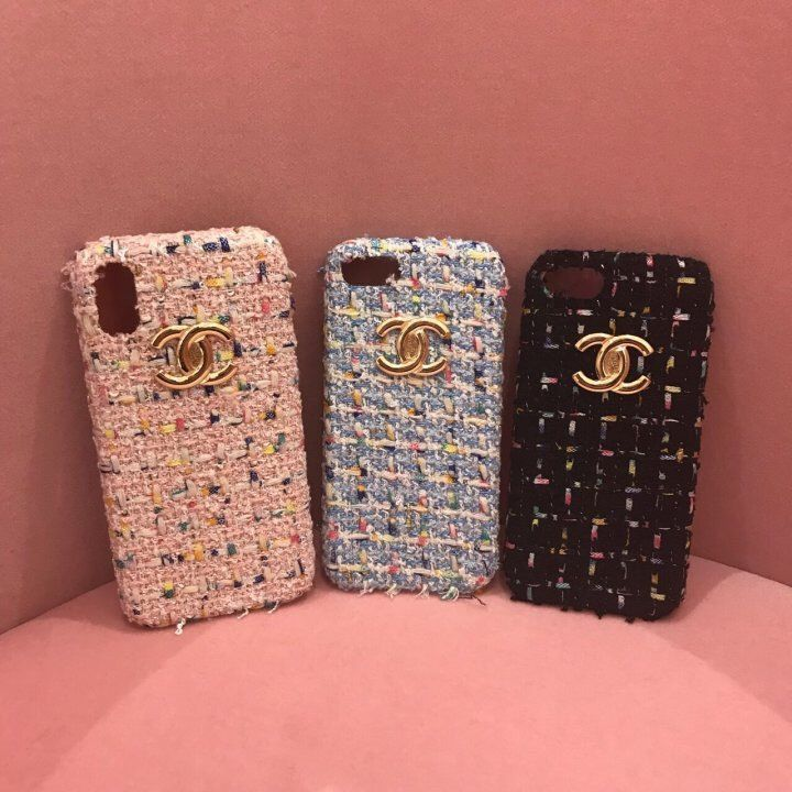 chanel inspired tweed iphone case, unique phone case 6 7 8 x plus schanel inspired tweed iphone case, unique phone case 6 7 8 x plus s