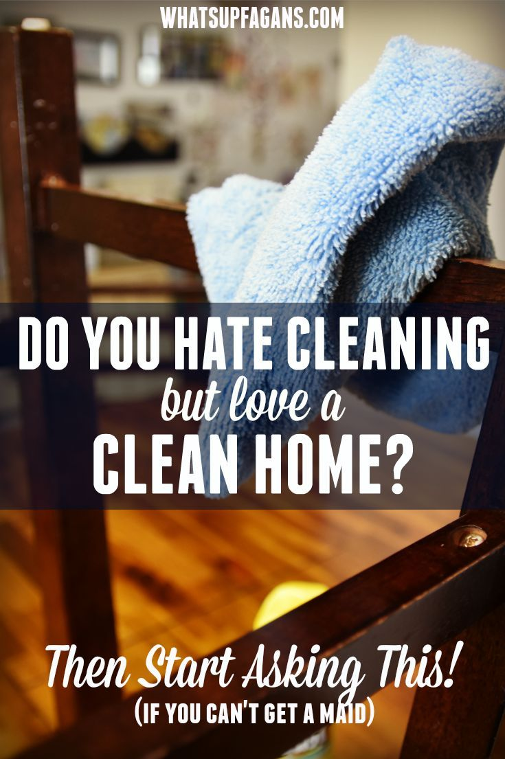 why is house cleaning important