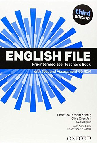 Click To Enlarge Teacher Books English File Workbook