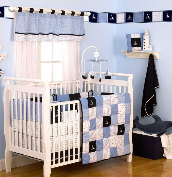 Nautical Nursery Collection Baby Boy