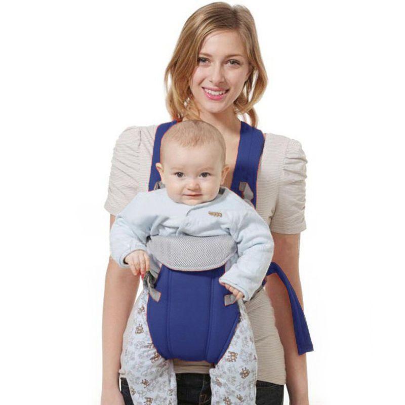 97d64dce668  6.95 - Newborn Infant Baby Carrier Breathable Ergonomic Adjustable Wrap  Sling Backpack  ebay  Home   Garden