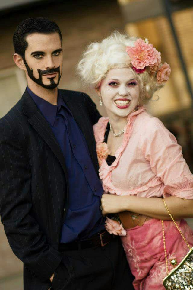 Hunger Games | Couples costumes, Couple halloween costumes ...