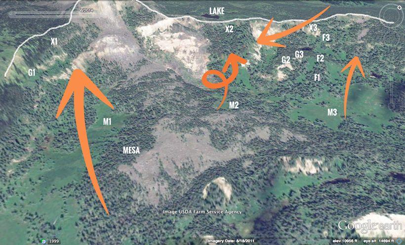 How To Find Big Mule Deer Areas Using Google Earth In 2020 Mule Deer Western Hunting Deer