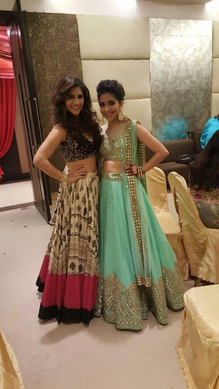 aqua and silver lehenga Indian outfits, Indian dresses