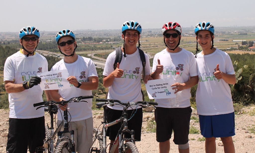 Negev in November - Cycle for Unity: Fundraise for Israeli children, get to travel Israel and cycle!