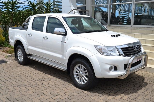 Better Than The Rest 2013 Toyota Hilux Facelift Ii 3 0 D 4d