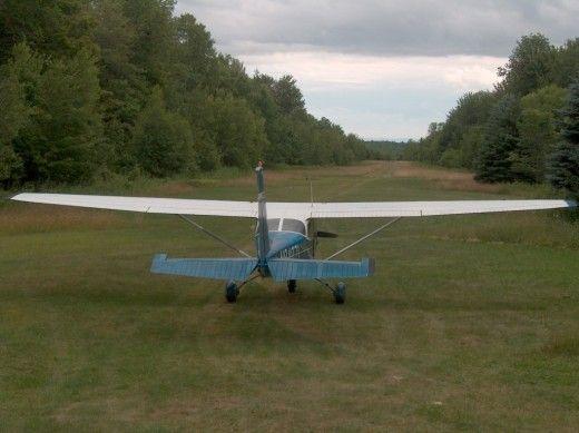 airplane landing grass strip desktop background - Google Search