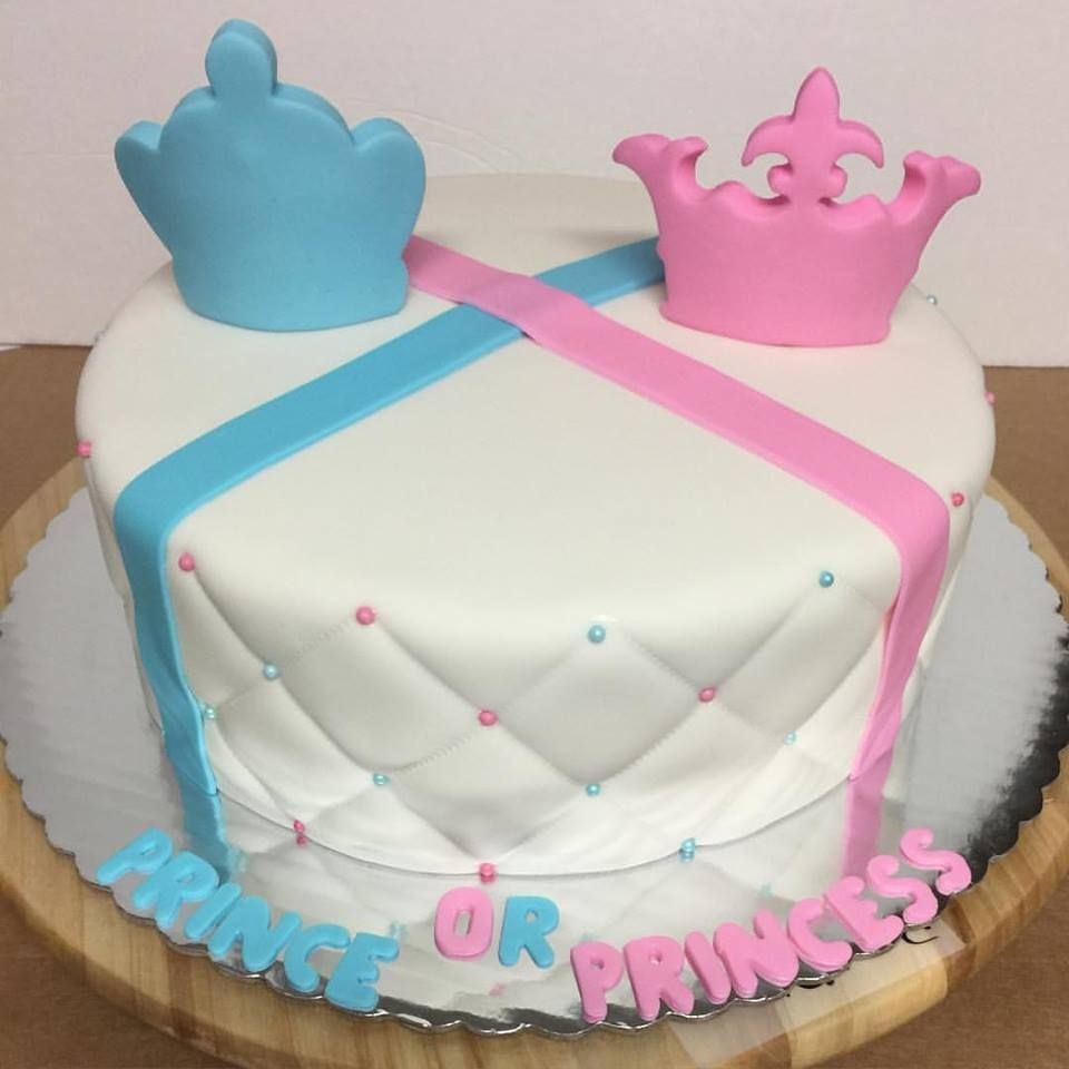 Gender Reveal, Baby Reveal Cakes, Twins Cake