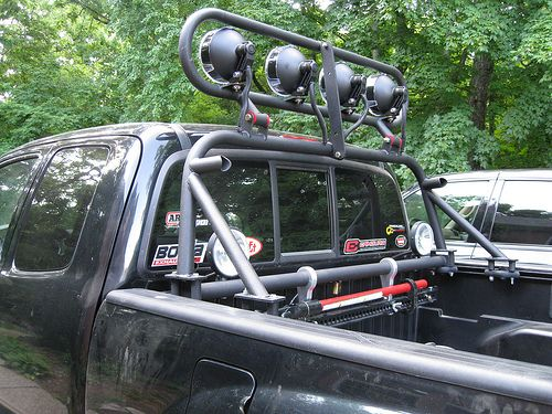 Homemade Truck Bed Light Bar Google Search Truck
