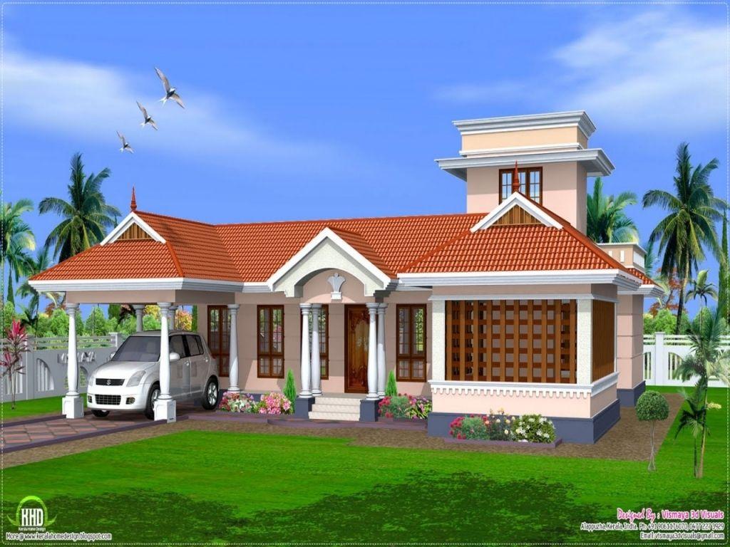 home design single floor indian house plans beautiful designs ...