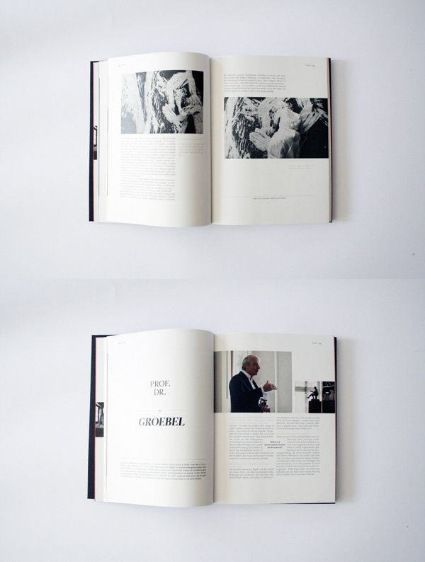 ESCADA in Book design | Coffee table book design, Book ...