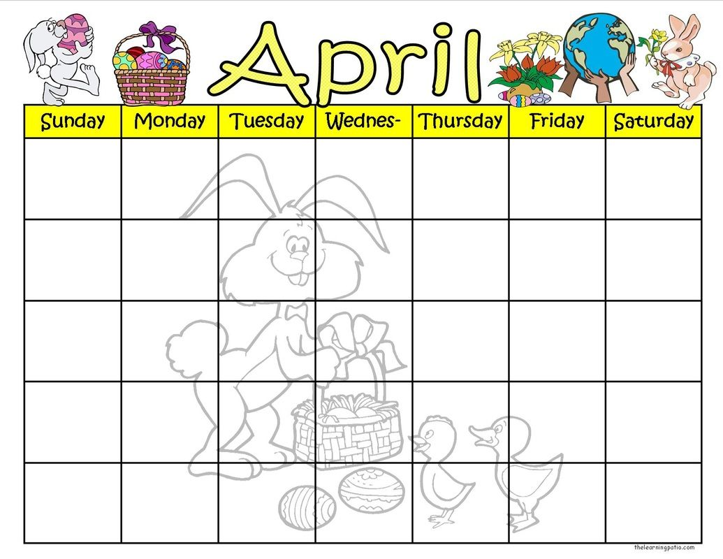 Get all your calendar needs from The Learning Patio. Become a ...