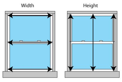 Do You Know How To Measure For Replacement Windows We Can Help